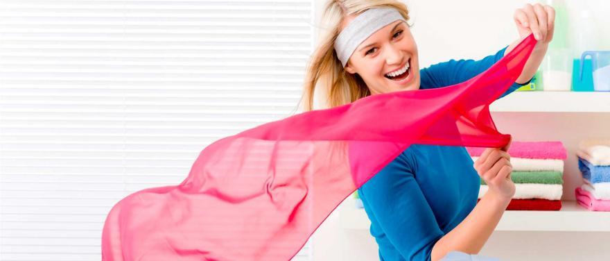 Trucos para lavar y planchar tu ropa sin desgastarla - Trucos para no planchar ...