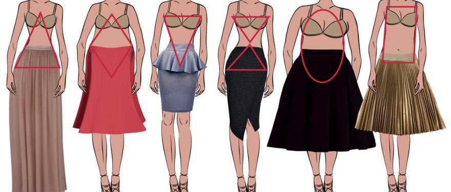 Vestidos para mujeres hombros anchos